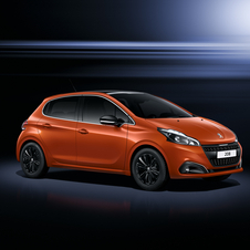 In terms of design, the Peugeot 208 design gets a new front bumper with more creased lines