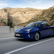 Toyota Prius 1.8 HSD Exclusive