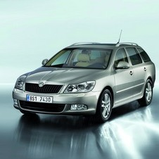 Skoda Octavia Break 2.0I TDI CR 140hp Sportline