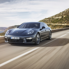 The Turbo S and Turbo S Executive stand at the top of the Panamera line