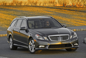 Mercedes-Benz E-Class E350 4MATIC Wagon (USA)
