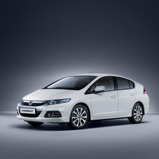 Refreshed Honda Insight Produces 96g/km of CO2