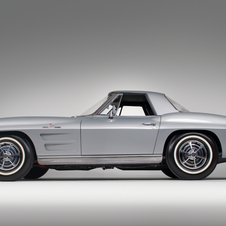 Chevrolet Corvette Sting Ray 327