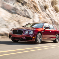 Bentley Continental Flying Spur S
