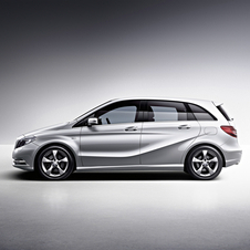 Mercedes-Benz B 200 CDI BlueEFFICIENCY Sports Tourer