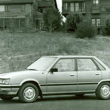The Camry was introduced in 1983