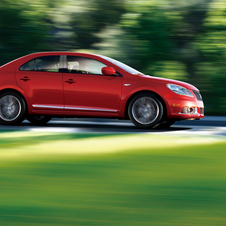 The Kizashi was the latest model in the US that it hoped to save the company