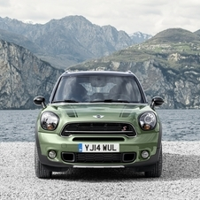 The most efficient version Cooper D emits just 111g/km and consumes 4.2l/100km