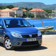 Dacia has been out performing the European market despite a weak market