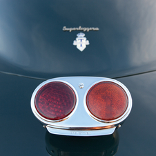 Alfa Romeo 6C 2500 Sport Berlinetta by Touring