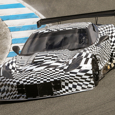 The C7.R will be fully revealed at NAIAS
