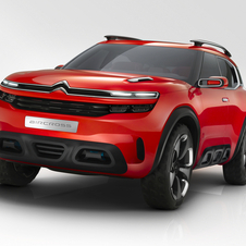 The fact that it is built on the PSA Peugeot-Citroen platform EMP2 is another point in favor of the production intent
