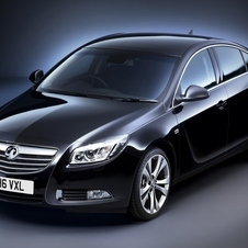 Vauxhall Insignia Hatchback 2.0 CDTi 160hp Exclusiv (Auto)