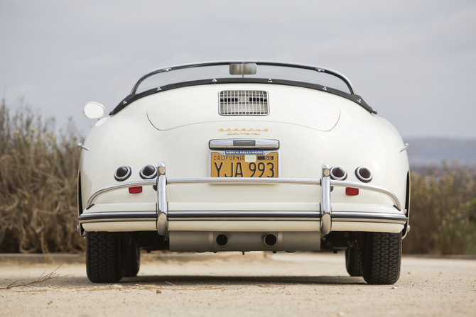 Porsche 356 A Carrera 1500 GS Speedster