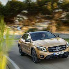 Mercedes-Benz GLA 200d