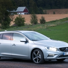 Volvo V60 D3 R-Design Geartronic