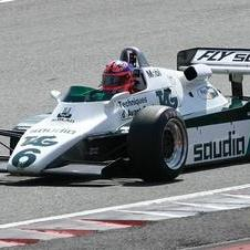 Williams FW08