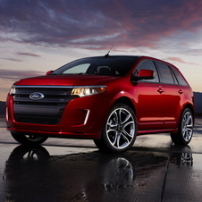 Ford Edge Sport FWD
