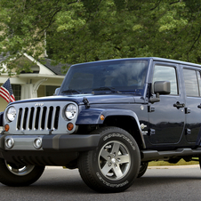 It is based on the four-door Wrangler Unlimited