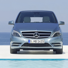 Mercedes-Benz B 200 BlueEFFICIENCY Sports Tourer