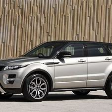 The project will build three Evoques with different electric technologies