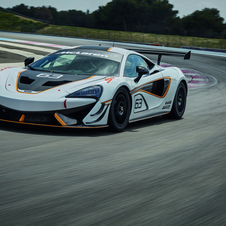 So far the 570S Sprint is the most track-focused car in the Sport Series range