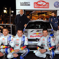 The Polo R WRC makes it race debut in January