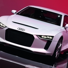 The Quattro concept was first shown at the 2010 Paris Motor Show