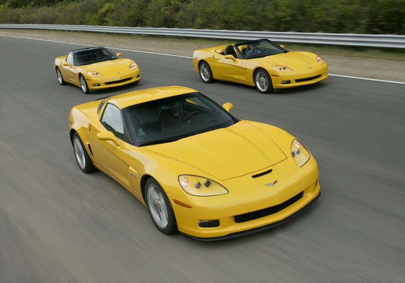 Chevrolet Corvette Z06 2 Fotos Und 86 Technische Daten De