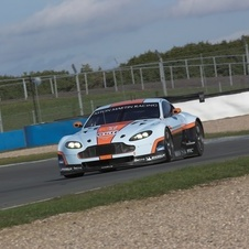 Aston Martin Vantage GTE Brings Marque's Return to WEC
