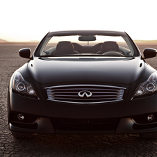 Infiniti IPL G Convertible Adds 343hp of Open-Top Cruising to Infiniti Line