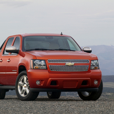 Chevrolet Avalanche LT 2WD
