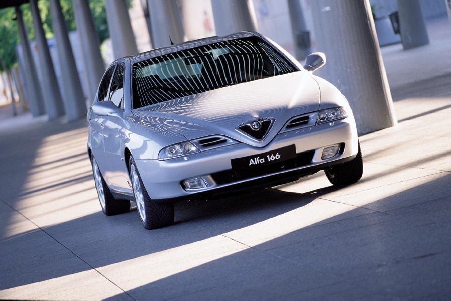 Alfa Romeo 166 3.2 V6 24v Luxury :: 1 Foto und 78 technische Daten ...