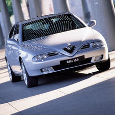 Alfa Romeo 166 3.2 V6 24v Luxury