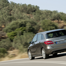 Mercedes-Benz B 180 CDI BlueEFFICIENCY Sports Tourer