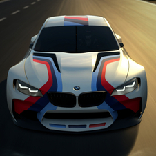 BMW got inspired in its successful touring cars of the 1970s to create the digital vehicle