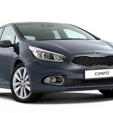 Kia Cee'd Revised for 2012 at Geneva