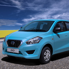 The Datsun GO will go on sale in emerging markets in 2014