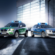 The X3 and 3 Series Touring are getting new police versions