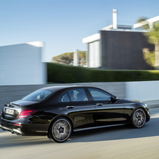 Mercedes AMG increased the E43 AMG 4Matic's output by 34hp to a total of 401hp