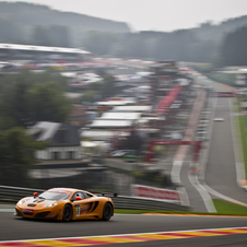 The 24 Hours of Spa is considered a sister event to the 24 Hours of the Nürburgring