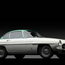 Aston Martin DB2/4 Mk II Supersonic Ghia
