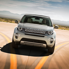 The Discovery Sport represents for Land Rover a new design approach will be extended to the new Discovery family
