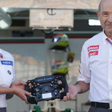 Sauber will remain as President of the Board of Directors and team advisor