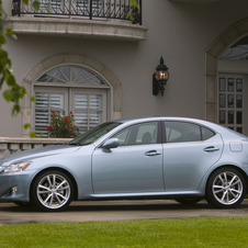 Lexus IS 350 Luxury Sport Sedan
