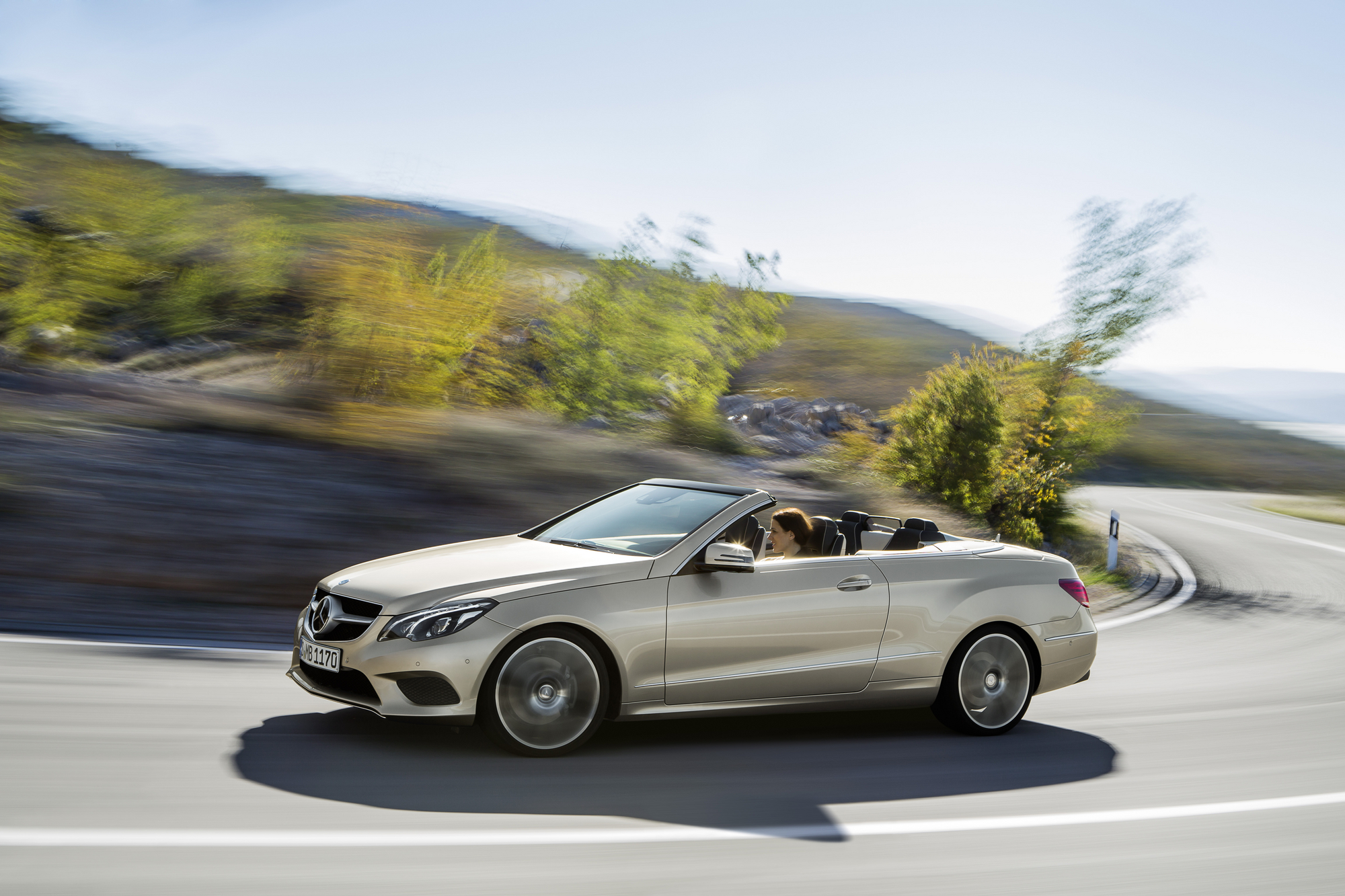 Slideshow on c63 amg convertible