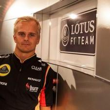 Kovalainen will race in the final two races of the year for Lotus