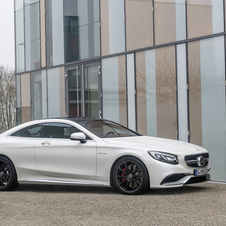The S63 AMG will be available in RWD and 4Matic versions