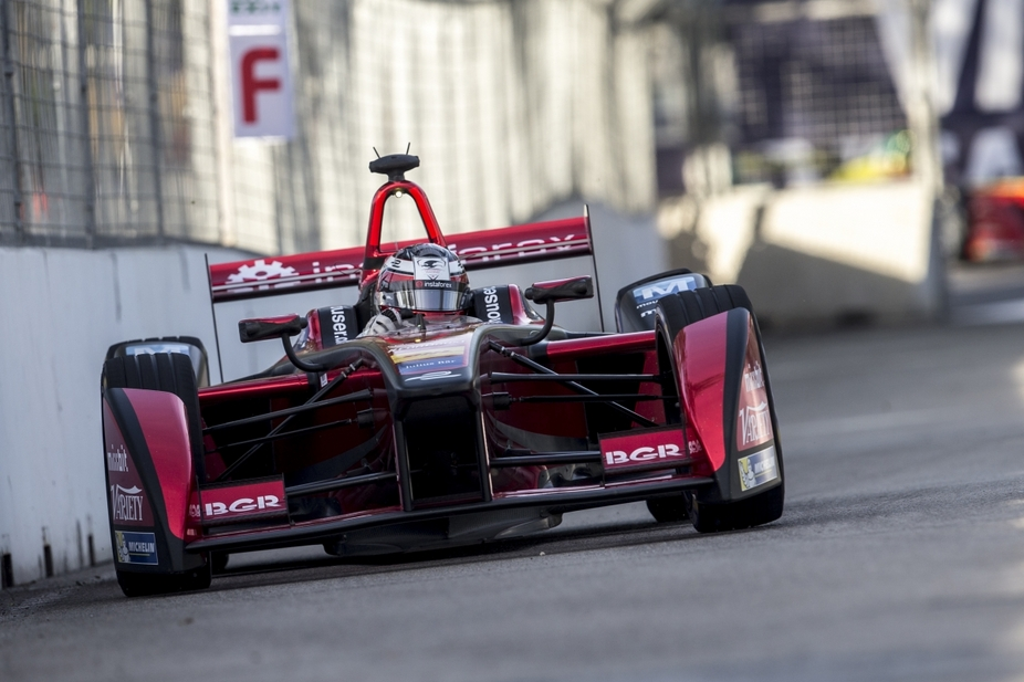 Dragon Race Penske 701-EV