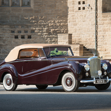 Bentley R-Type Drophead Coupe